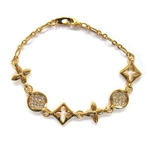 Jewelry - Hugs n Kisses Linked Pavé Station Bracelet